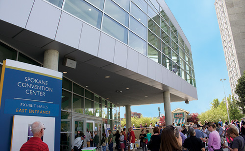 Home Spokane Convention Center
